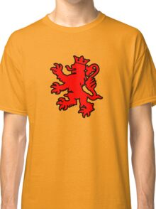 lion luxembourg crown  Classic T-Shirt