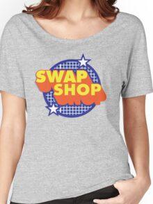 Swap Shop Women's Relaxed Fit T-Shirt