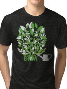 OXFAM: GROW Tri-blend T-Shirt