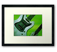 Jazz Two Framed Print
