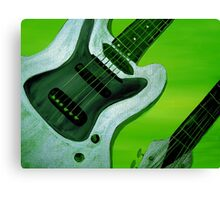 Jazz Two Canvas Print