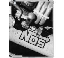 NOS Steampunk Cadillac iPad Case/Skin