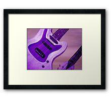 Jazz Four Framed Print