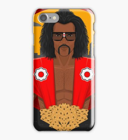 Who's the Master? iPhone Case/Skin
