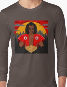 Who's the Master? Long Sleeve T-Shirt