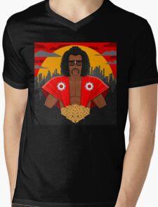 Who's the Master? Mens V-Neck T-Shirt