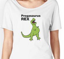 Pregasaurus REX Women's Relaxed Fit T-Shirt