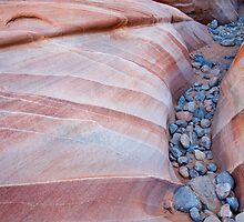 Sandstone Bands by Kim Barton