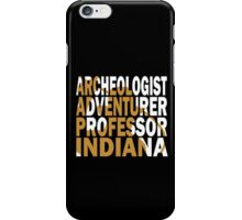 Indy iPhone Case/Skin