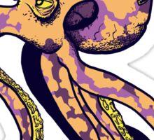 Omega Octopus Sticker