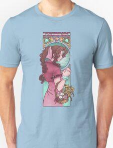 Ancient Flower Girl T-Shirt