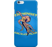Omega Octopus iPhone Case/Skin