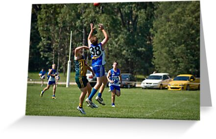Yack Footy 2nds 2012 season by JAKShots-Sports