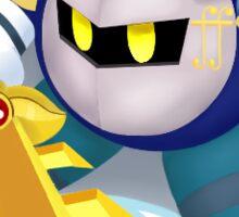 Meta Justice Knight Sticker