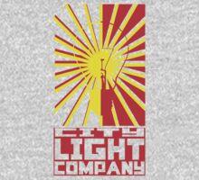 Night Watch: City Light Company One Piece - Long Sleeve