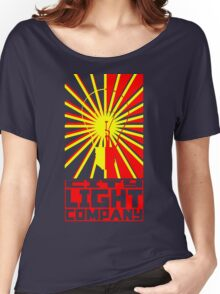 Night Watch: City Light Company Women's Relaxed Fit T-Shirt