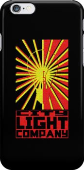 Night Watch: City Light Company by Anthony Pipitone