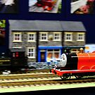 James the red engine by thermosoflask