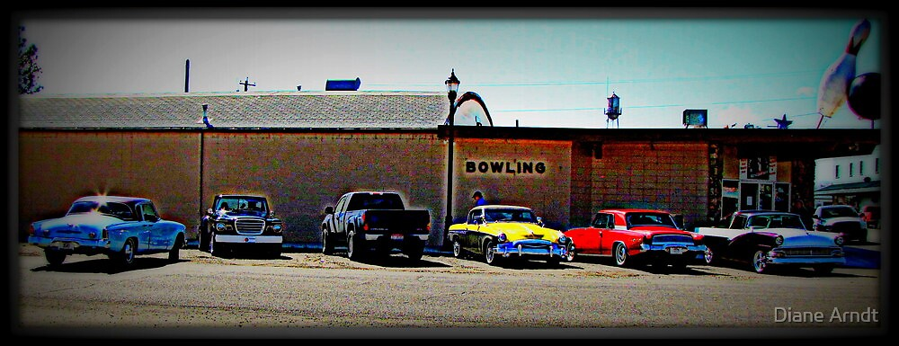 Local Hang Out...Marsing, Idaho by Diane Arndt