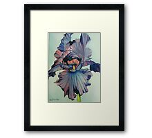 Can you dance Framed Print