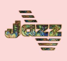 Colorful Jazz Baby Tee