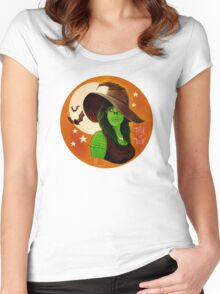 It's Witchcraft... Women's Fitted Scoop T-Shirt