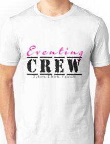 Eventing Crew Unisex T-Shirt