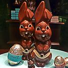 Easter Bunnies by TonyCrehan