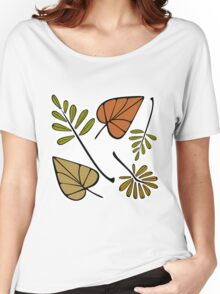 Changing Foliage Women's Relaxed Fit T-Shirt