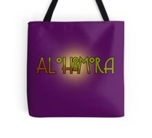 Alohomora - Harry Potter spells Tote Bag