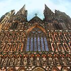 Lichfield Cathedral 2 by MartinMuir