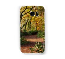 Autumn Colours Samsung Galaxy Case/Skin