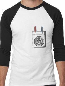 Dharma Initiative Scientist Men's Baseball ¾ T-Shirt