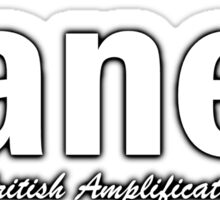 Laney Amp Sticker