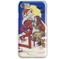 Holiday Hero iPhone Case/Skin