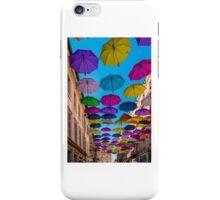 Arles Umbrellas iPhone Case/Skin