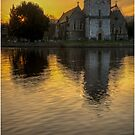 Bisham Church by Rob Lodge