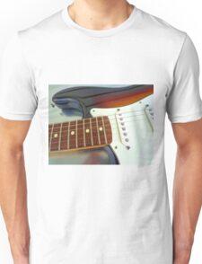 Fender curves Unisex T-Shirt