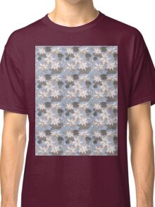 Sumi Ink Lotus Flower Classic T-Shirt