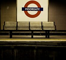 Moorgate by Daniel Chang