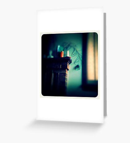 Melancholia Greeting Card