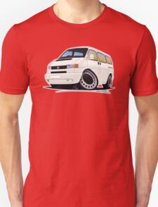 VW T4 White T-Shirt