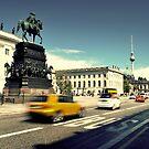 Unter den Linden by Nick Coates