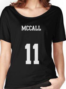 MCCALL - 11 Women's Relaxed Fit T-Shirt