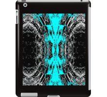 Blue Web iPad Case/Skin
