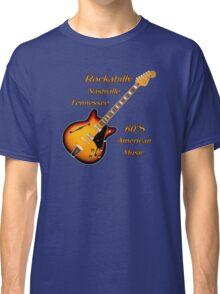 Rockabilly Nashville Tennessee  Classic T-Shirt