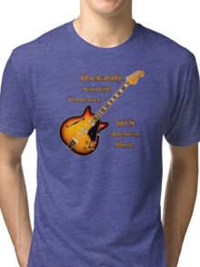 Rockabilly Nashville Tennessee  Tri-blend T-Shirt