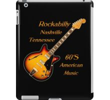 Rockabilly Nashville Tennessee  iPad Case/Skin