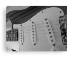 Fender Stratocaster Canvas Print