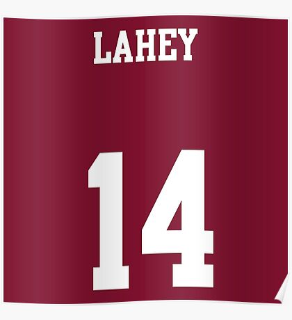 LAHEY - 14 Poster